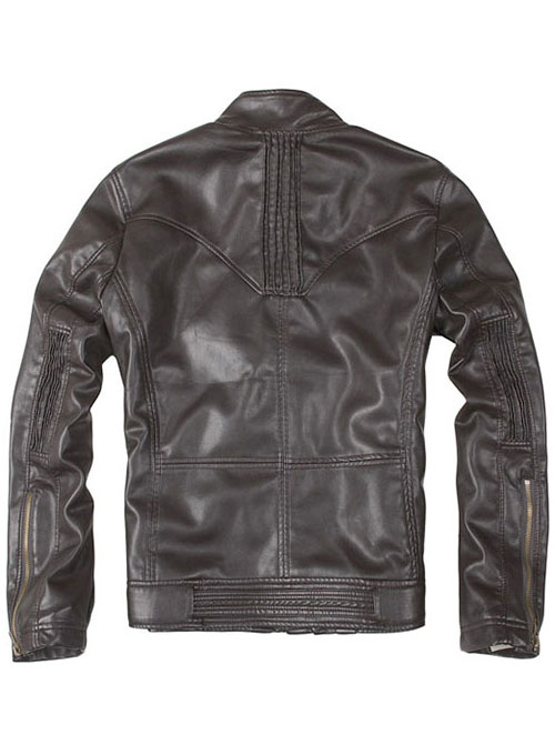 Leather Jacket #600 - 50 Colors