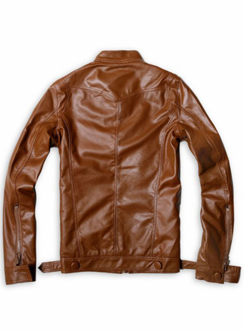 Leather Jacket #605 - 50 Colors