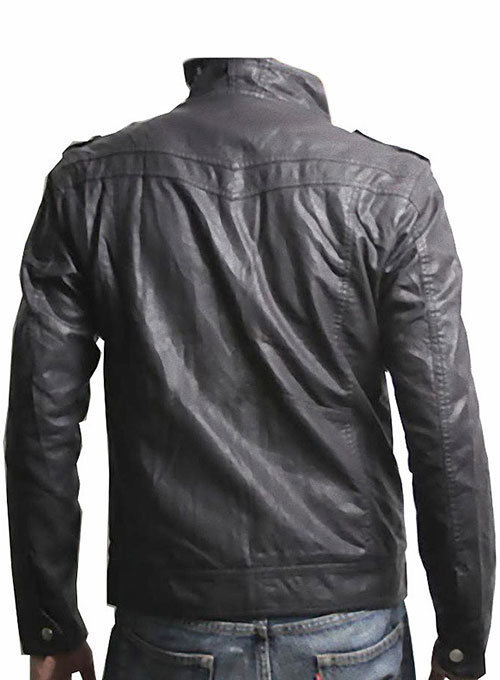 Leather Jacket #606 - 50 Colors