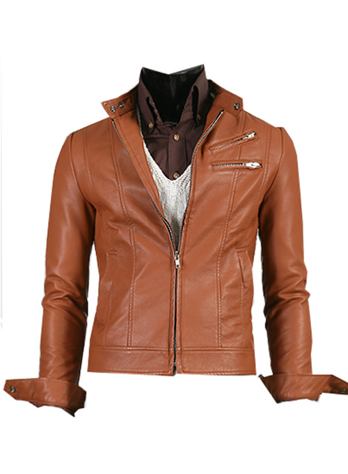 Leather Jacket #700 - 50 Colors