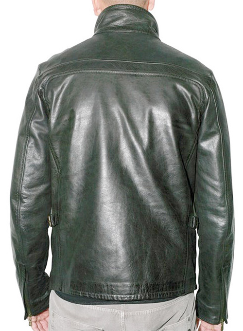 Leather Jacket #703