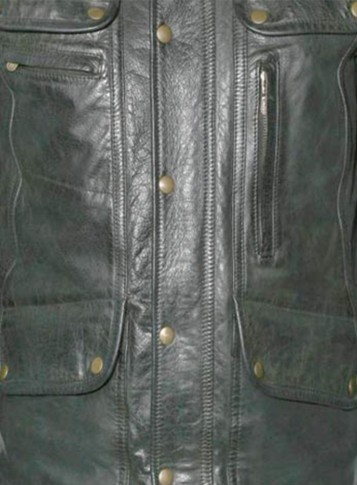 Leather Jacket #703- 50 Colors