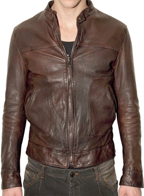 Leather Jacket #705