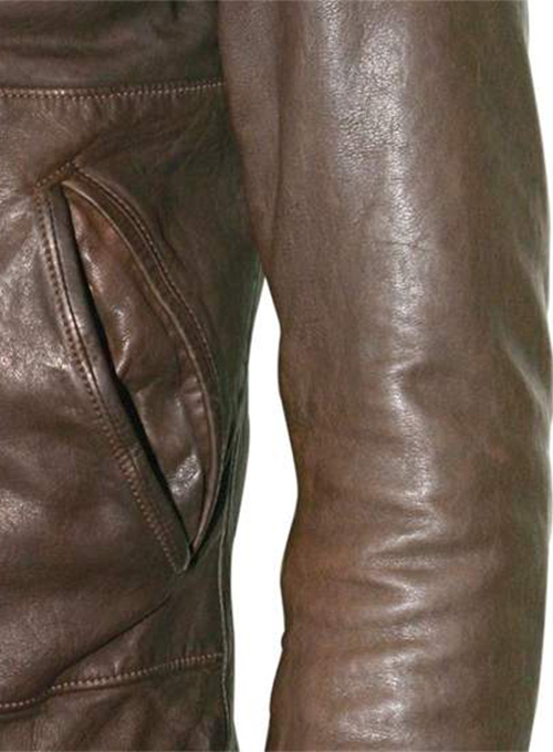 Leather Jacket #705 - 50 Colors