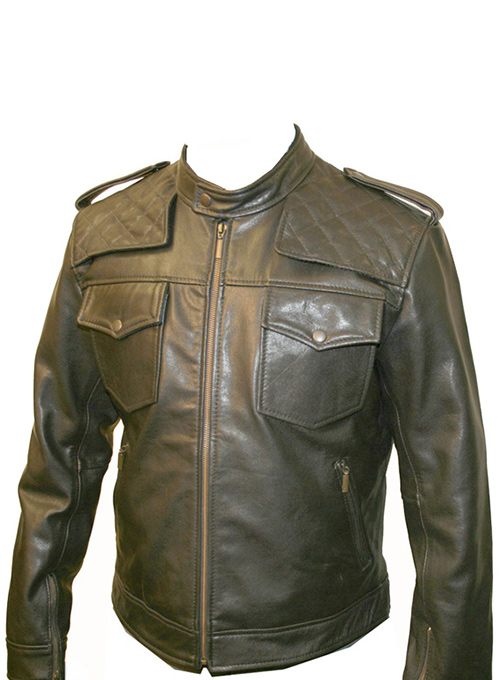 Leather Jacket #708
