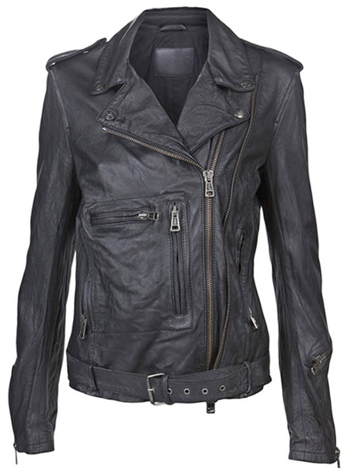 Leather Jacket #709