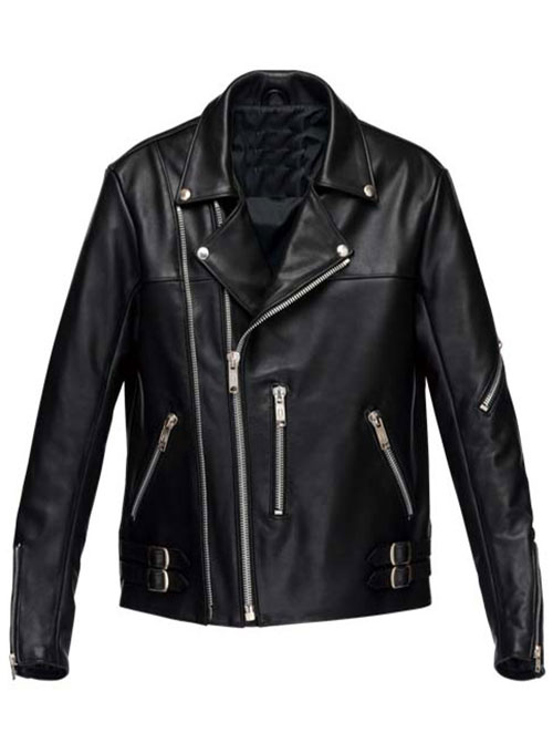 Leather Jacket #810 - 50 Colors