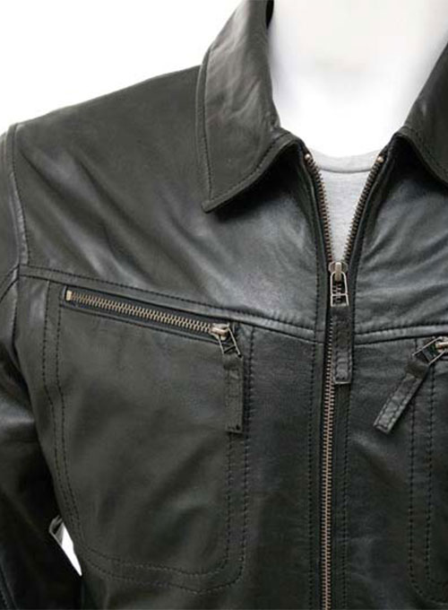 Leather Jacket #815 - 50 Colors