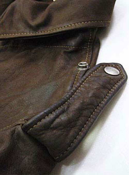 Leather Jacket #821 - 50 Colors