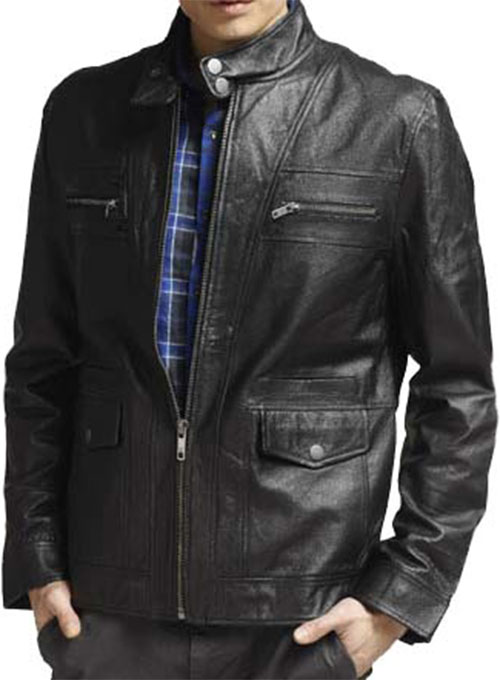 Leather Jacket #835 - 50 Colors