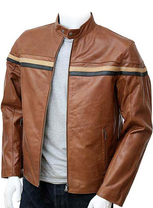 Leather Jacket #882 - 50 Colors