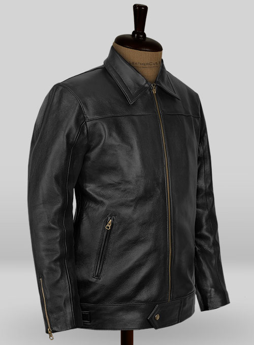 Leather Jacket #885 - 50 Colors