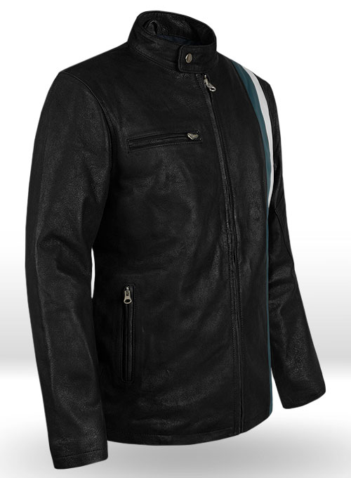 Leather Jacket #888 - 50 Colors