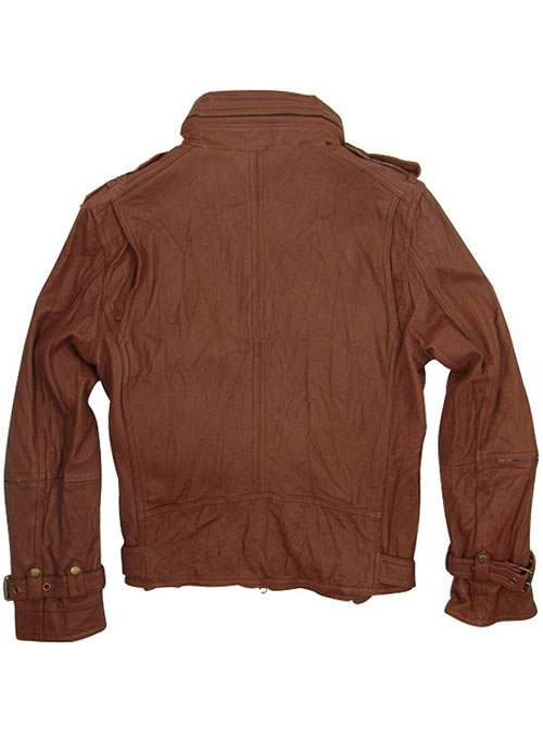 Leather Jacket #901 - 50 Colors