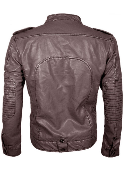 Leather Jacket #902 - 50 Colors