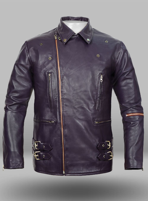 Leather Jacket #903