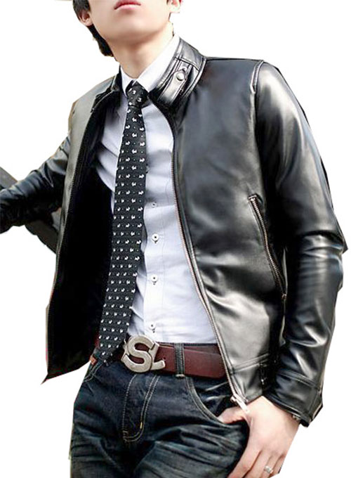 Leather Jacket #905 - 50 Colors