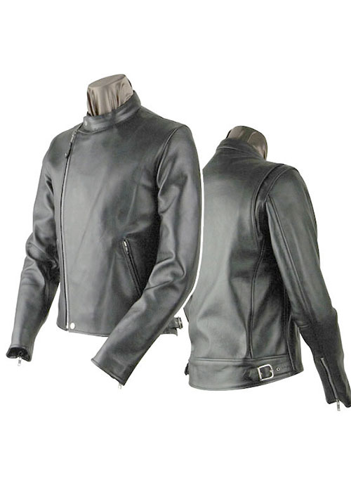 Leather Jacket #906