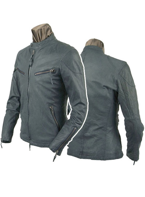 Leather Jacket #907