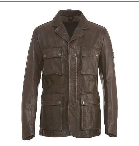 Leather Jacket #92 - 50 Colors