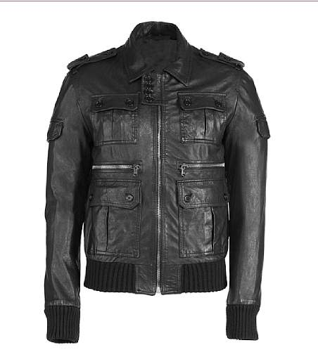 Leather Jacket #93 : MakeYourOwnJeans®: Made To Measure ...