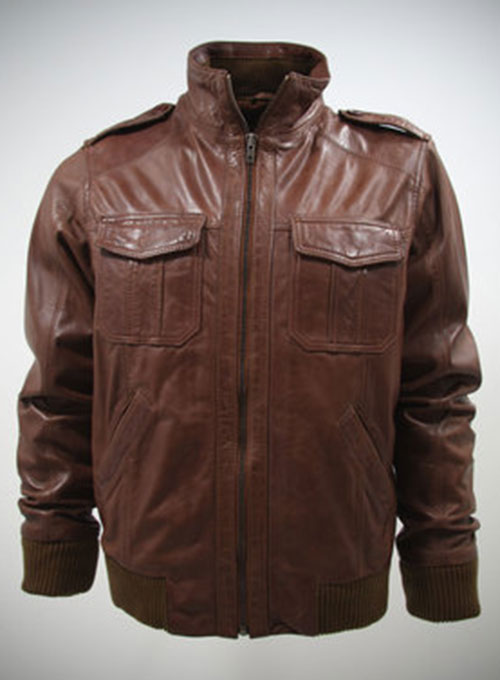 Leather Jacket #98 - 50 Colors