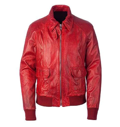 Leather Jacket #99 - 50 Colors