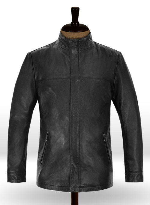 Jackie Chan The Spy Next Door Leather Jacket