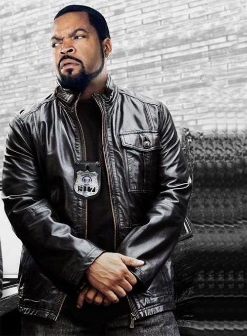 James Payton Ride Along Leather Jacket
