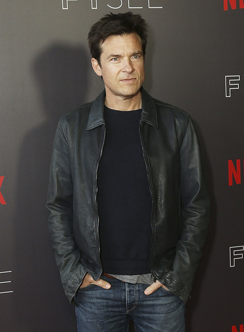 Jason Bateman Leather Jacket
