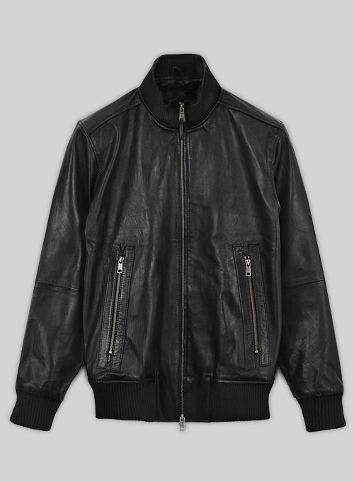 Jason Statham Hobbs & Shaw Leather Jacket - Click Image to Close