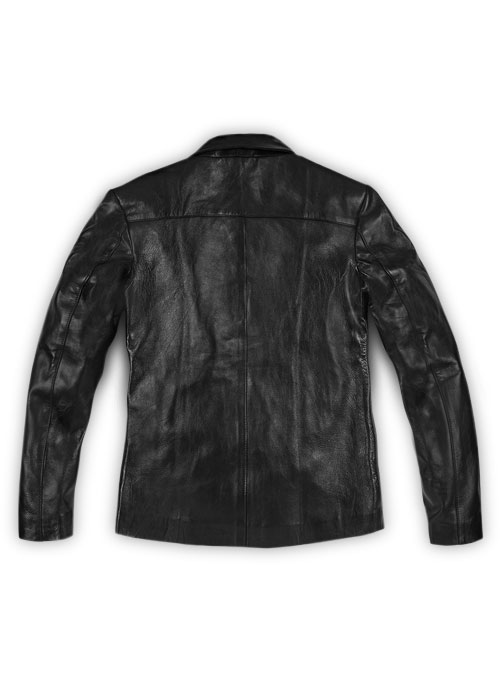 Jim Morrison Leather Jacket - Click Image to Close