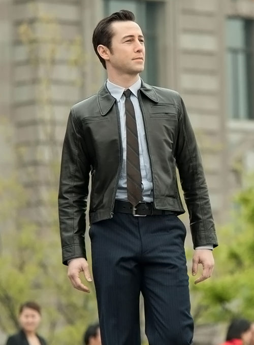 Joseph Gordon Looper Leather Jacket