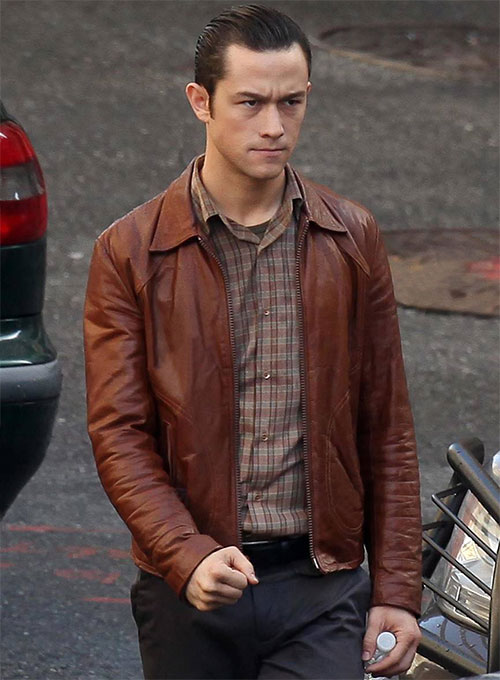 Joseph Levitt Inception Leather Jacket