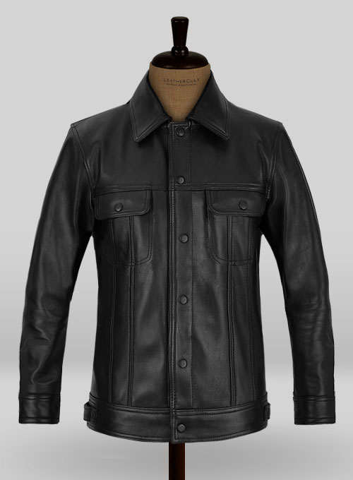 Justin Timberlake Leather Jacket