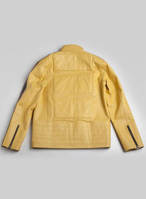 Kill Bill Leather Jacket - Click Image to Close