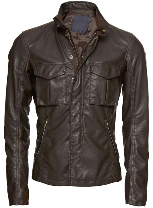 Leather Jacket #126