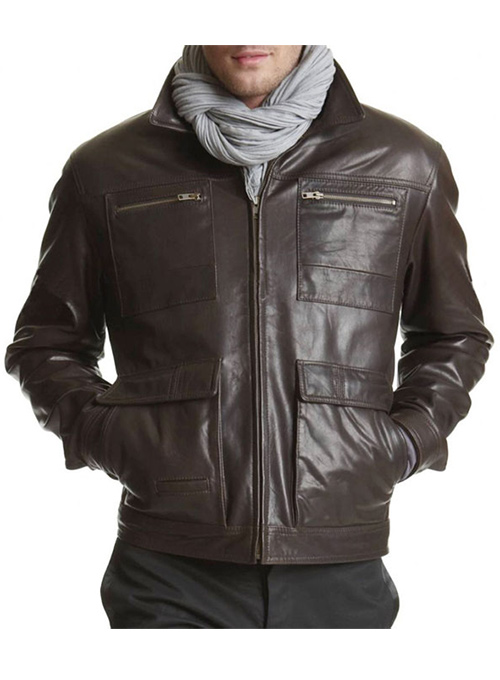 Leather Jacket #127 - 50 Colors