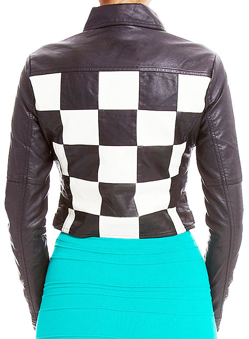 Leather Jacket # 223 - Click Image to Close