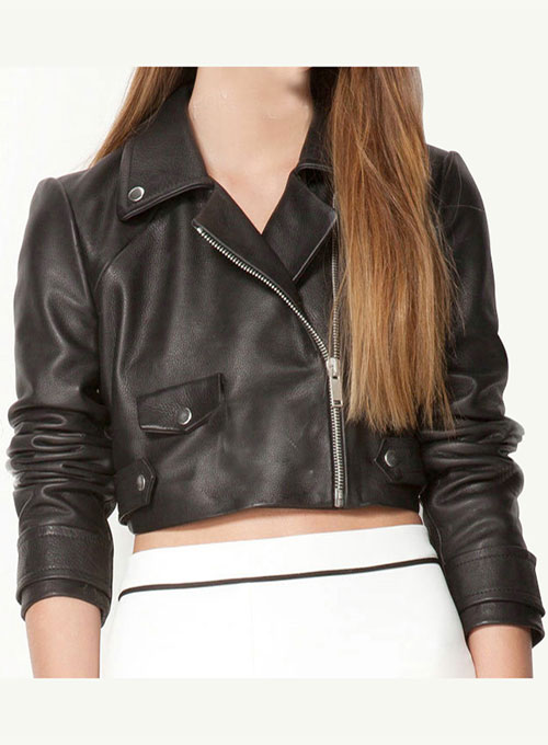 Leather Jacket # 225