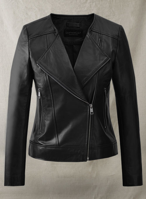 Leather Jacket # 237