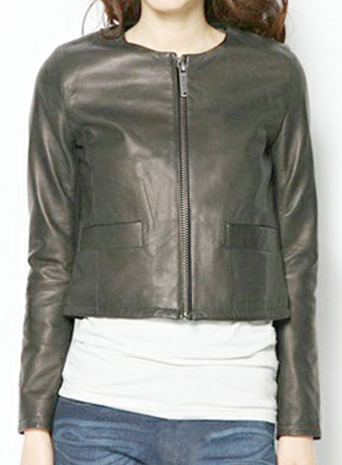 Leather Jacket # 240