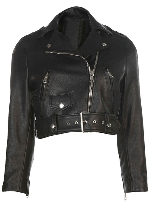 Leather Jacket # 248