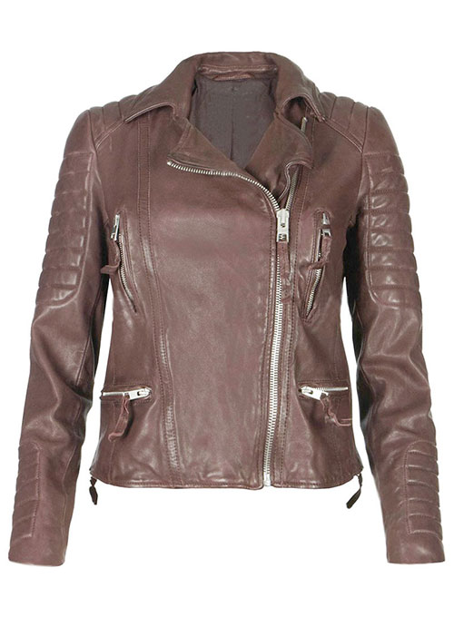 Leather Jacket # 255