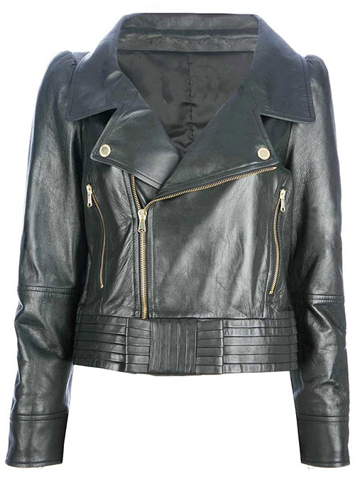 Leather Jacket # 261 - 50 Colors