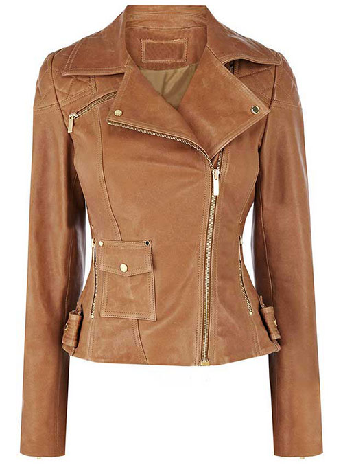 Leather Jacket # 263 - 50 Colors