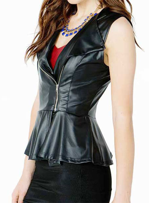 Leather Jacket # 271 - Click Image to Close