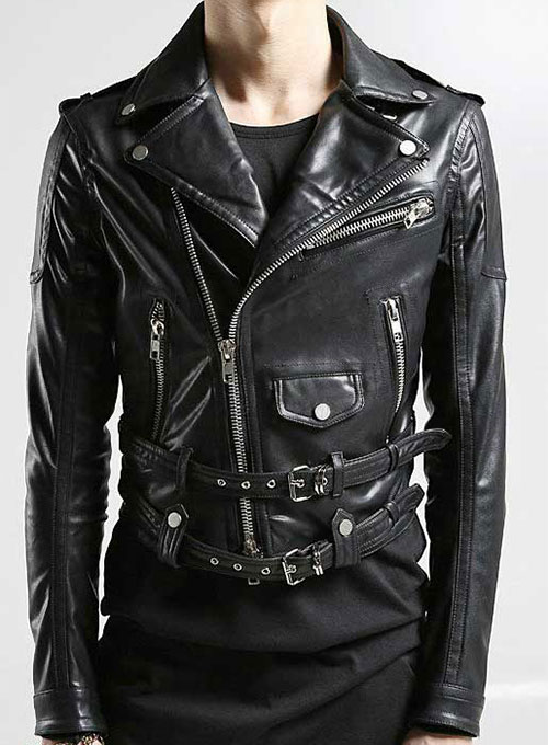 Leather Jacket # 275