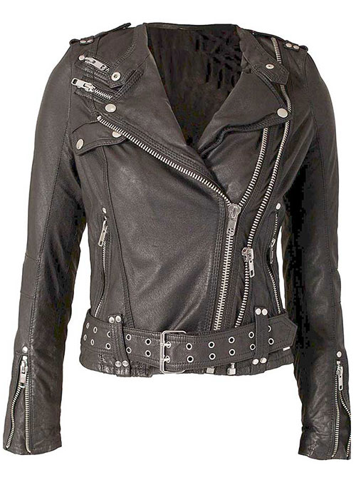 Leather Jacket # 280