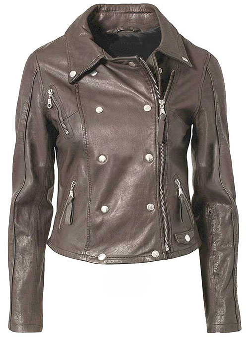 Make your own leather jacket